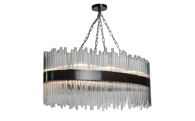 THE FUTURE'S CLEAR - Bella Figura - Bond Street Chandelier 1