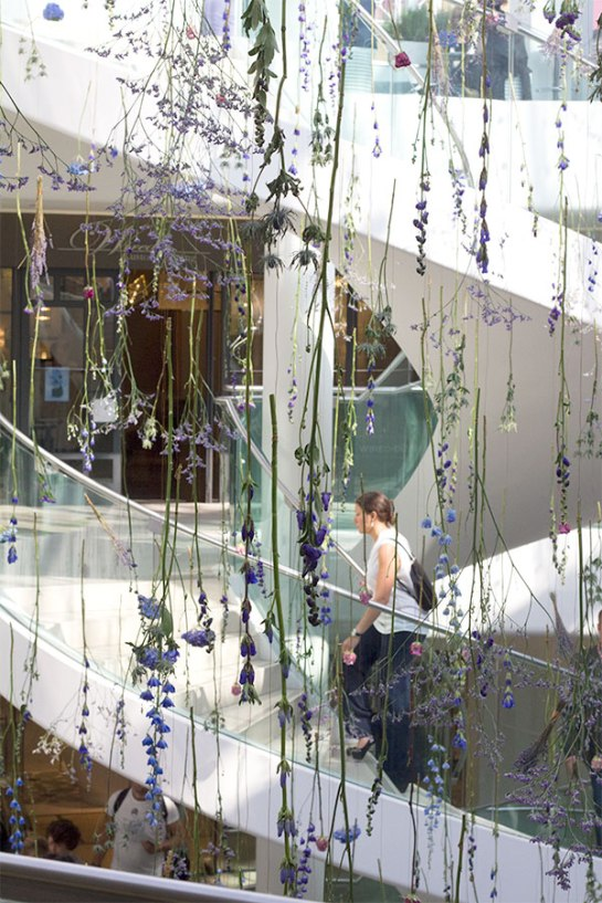 Rebecca Louise Laws installation