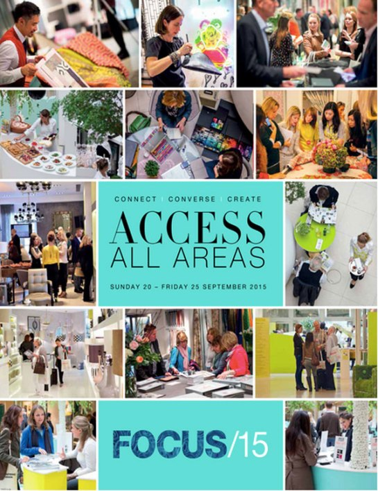 ACCESS ALL AREAS cover Focus15