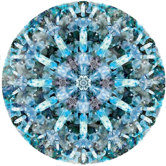 Crystal Ice rug by Moooi Carpets