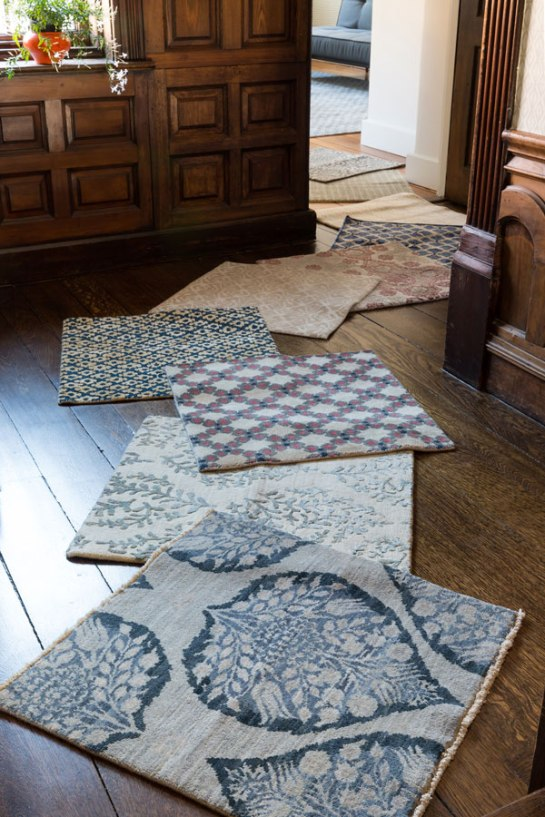 Galbraith & Paul rug collection