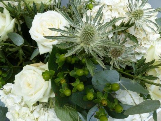 Neil Burke floral displays at Focus15